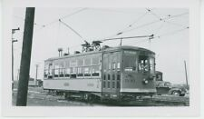 1930s Chicago North Shore & Milwaukee #331 Streetcar Traction Electric Railway