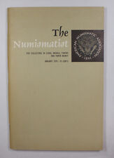 The Numismatist For Collectors Of Coins Paper Money January 1970