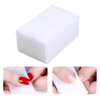 900Pcs Nagellack Remover Cotton Pads Nagel Kunst Soft Maniküre Tool Lint Free