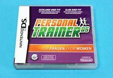 Nintendo DS Spiel - Personal Trainer DS - Für Frauen / Women - Komplett in OVP