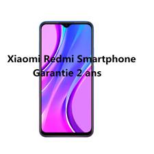 Xiaomi Redmi 9 Note 9/9S/9Pro Smartphone Version Globale-Neuf