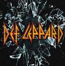 Def Leppard Self-titled CD 2015 Let's Go
