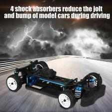 1:10 RC Car Aluminium Alloy & Plastic Frame 4WD for ZD Racing Drift Car Vehicle