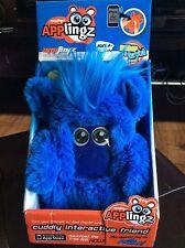 Apptoyz Applingz Interactive iPhone iPod Cuddly App Plush Toy Kids Game Gift