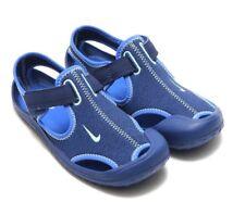 Nike Garçons Sunray Protect PS Sandales 903631-400 Bleu UK 13.5 EU 32 US 1Y NEUF
