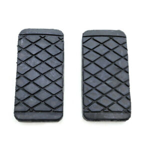 Fit 89-98 Toyota Starlet 4th Gen P80 EP81 EP82 EP85 NP80 Brake Clutch Pedal Pads