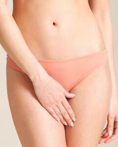 LA PERLA Primula Bikini Panty, Color: Coral, Size-Small - N.W.T.