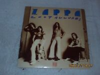 Zoot Allures By Frank Zappa (Vinyl 1976 Warner Bros) Original Record Album