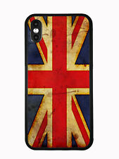 British  Flag Union Jack Grunge For iPhone XS (2018) / iPhone X (2017) Case