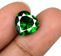 Green Emerald Heart Shape Loose Gemstone Natural 2.70 Ct Colombian Certified