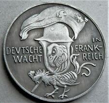 WW2 GERMAN COMMEMORATIVE REICHSMARK COLLECTORS COIN  MARSCH IN PARIS 1940
