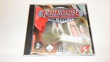 PC   Sid Meier's Railroads!
