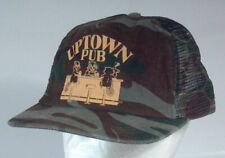 Uptown Pub Baseball Cap Trucker Hat Snapback Mesh Corduroy Camouflage Beaver