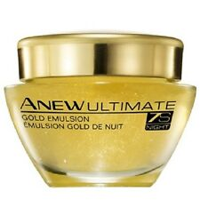 AVON ANEW ULTIMATE 7S Gold-Emulsion ANTI AGING FEUCHTIGKEITSPFLEGE  100ml/25,90€
