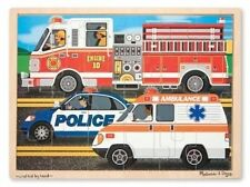 Melissa & Doug to The Rescue 24pc Jigsaw Puzzle