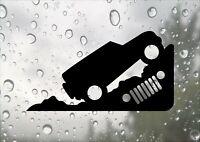 Jeep Rock Crawler Inspired Design Car Truck Decal Vinyl Sticker