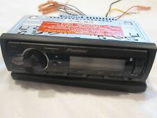 Pioneer In-Dash Car Audio System Model MVH-S21BT with Removable Faceplate