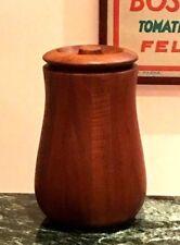 Vintage Dansk MCM Large Staved Teak Gourd Shaped Ice Bucket Jens Quistgaard