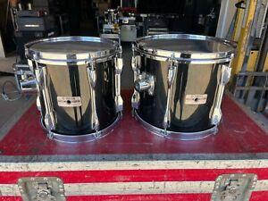 """Yamaha Recording Custom 10"""" x 10"""" & 10"""" x 12"""" rack tom"""