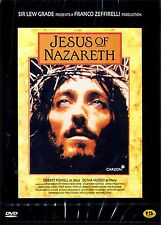 JESUS of NAZARETH (1977) / Franco Zeffirelli / DVD, NEW, 2 Disc