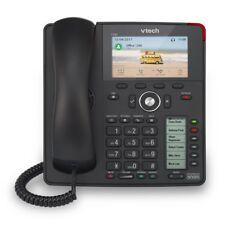 "VTECH ET685 ErisTerminal 12 Line SIP IP Phone Color Deskset 4.3"" LCD Gigabit BT"