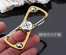 Hand Finger Spinner Fidget Multifunctional Stainless Steel Bearing EDC Focus Toy