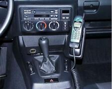 Haweko Telefon Konsole für BMW E36 Compact, Bj. 94-00 Echtleder
