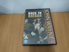 Back To Bataan (DVD, 2011)