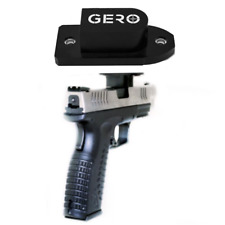 GERO Gun Magnet Firearm Holder Concealed Magnetic Pistol Holster Vehicle Mount