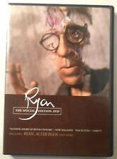 Ryan - Special Edition DVD w/6 bonus videos (2005 Rhino w/booklet) EXC LN COND
