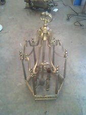 Solid brass cage light heavy  (LT 304)