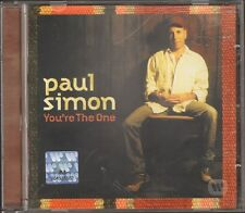 PAUL SIMON 11 track NEW CD You're The One 16 page BOOKLET * Vincent Nguini