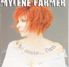 CD CARTONNE CARDSLEEVE 2T MYLENE FARMER OUI MAIS.. NON NEUF SCELLE