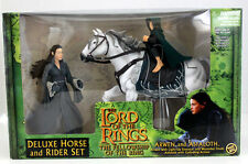 LORD OF THE RINGS FOTR ARWEN & ASFALOTH HORSE & RIDER