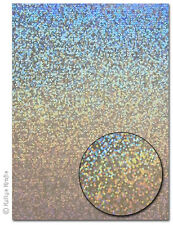 Holographic Craft Card Metallic A3 300gsm 20 Sheets