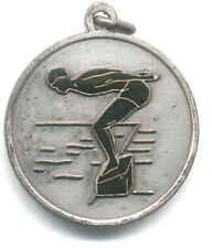 NUOTO MEDAGLIA CAMPIONATI PROVINCIALI STUDENTESCHI 1974