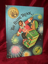 THE FLYING TRUNK  Hans C Andersen 1974  V Kubasta POP UP BOOK