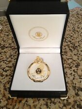 POCKET COIN WATCH SILVER GOLD JEWELERY GREAT GIFT BRAND NEW