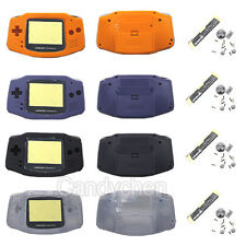 Réparation Remplacement Full Shell Housing Etui Case Pour Game Boy Advance GBA