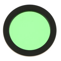 """For Celestron Telescope Color Filter 2"""" Moon Planet Nebula Clear View Green"""