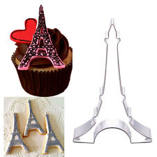 Eiffel Tower Mold Stainless Steel Biscuit Cookie Cutter Paris Theme Party DIY