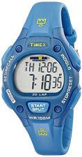 "Timex T5K757,  Women's ""Ironman"" 30-Lap Blue Watch, Alarm,  Indiglo, TK7579J"