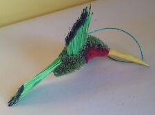 Lovely Natural Brush Art Hummingbird Bird Christmas Ornament - New Last 1