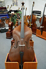 Hamburg Bass 3/4 Professional Upright Bass with Adjustable Bridge