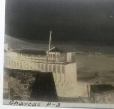 1880 Mexico - 36 PANORAMA PHOTOGRAPH NEGATIVES - Guggenheim Mining - VERY RARE