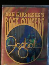 Foghat Don Kirshner Rock Concert 2 Show Dvd 1974