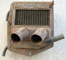 Citroen DS / iD heater matrix early models Chausson (auxiliary piece?)