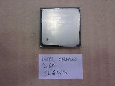 Procesador Intel Celeron 2,6 GHz SL6W5 Socket 478 CPU FUNCIONANDO