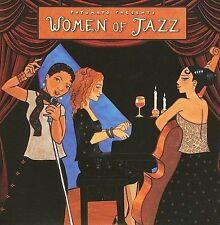 NEW Putumayo Presents: Women of Jazz (Audio CD)