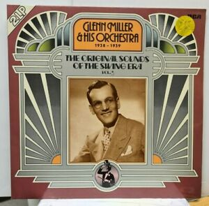 2LP Glenn Miller 1938-1939 - The Original Sounds of the Swing Era  vol. 3